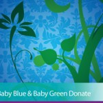 Baby Green Baby Blue